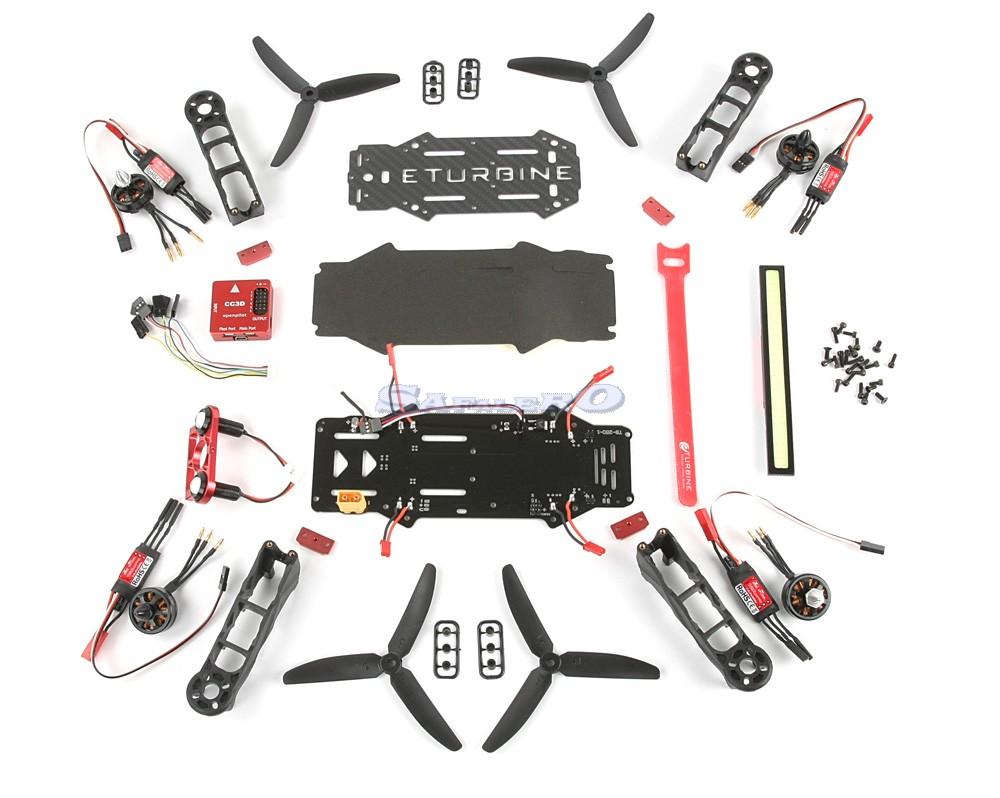 pv-racer-tb250-kit-con-motori-esc-cc3d