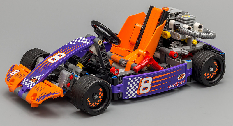 lego technic race kart instructions