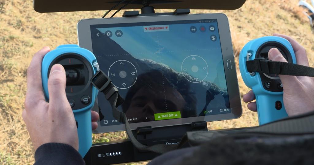 parrot-disco-drone-controller
