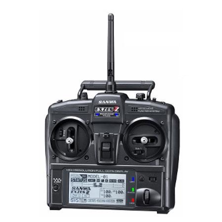 radiocomando-sanwa-exzes-zz