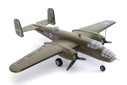 aeromodello-eflite-umx-b25-mitchell