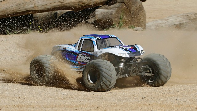 losi-monster-truck-xl-rtr