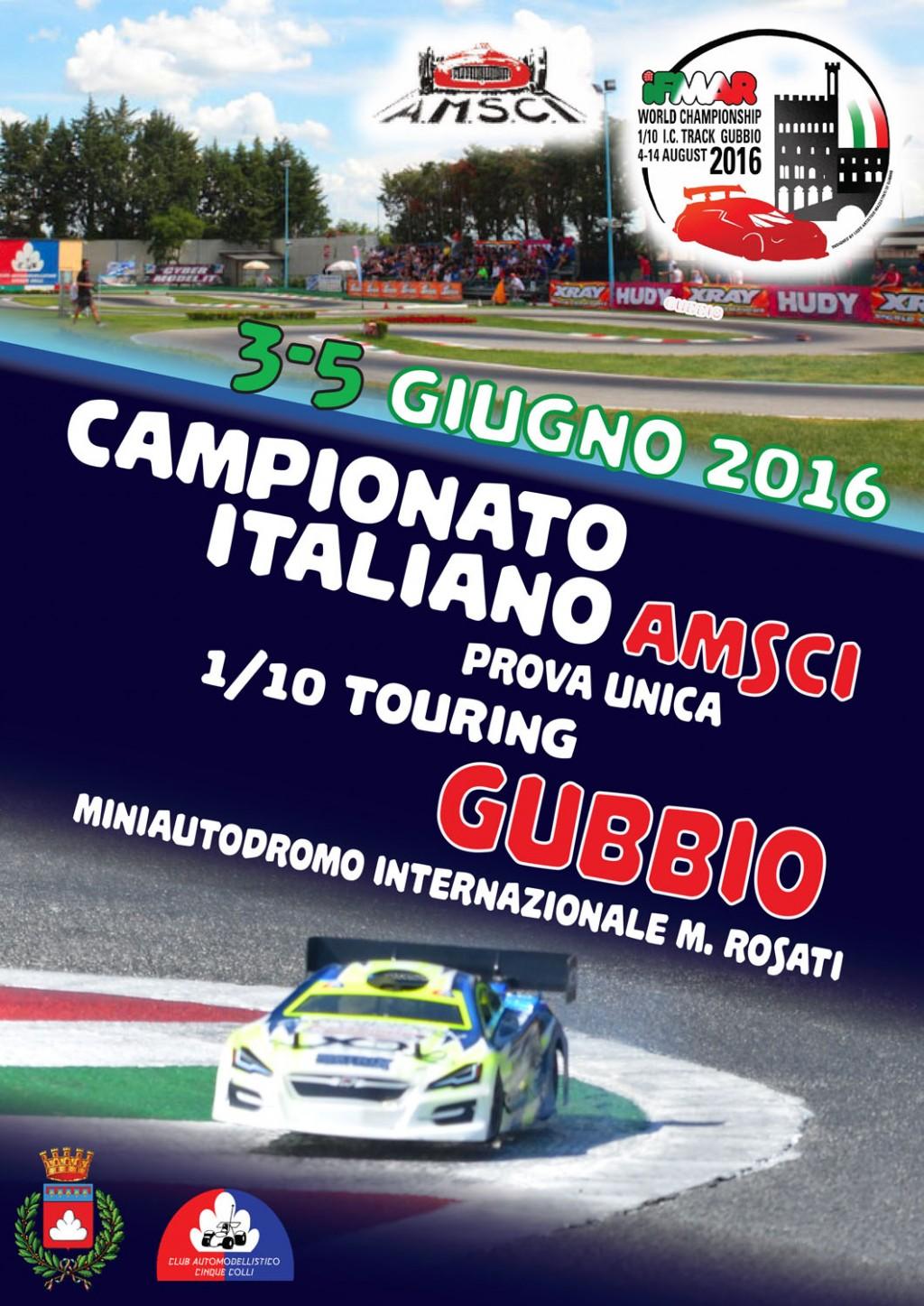 campionato italiano amsci 2016