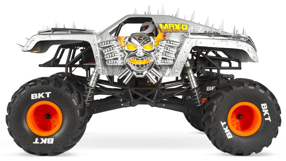 Axial MAX-D Monster Jam Truck in scala 1/10 - SMT10 ...