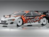 Kyosho: TF-5 DODGE STRATUS Readyset