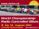 Motociclette radiocomandate 1/5: World Championship Radio controlled Bikes 2011 - Mini Racing Ticino & Moesa Lostallo