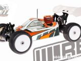 RB Product - Carrozzeria per buggy S811, MBX6, AE RC8, Xray 808, Kyosho MP9 e Losi Eight
