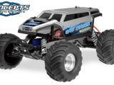 Carrozzeria per monster truck JConcepts Gate Crasher Video