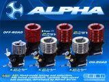 Team Orion Alpha Line - Micromotori a scoppio OffRoad e OnRoad