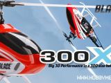 E-Flite Blade 300X: Elicottero per volo acrobatico 3D - Horizon