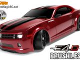 E4D Touring Car Drift Brushless Spec 1:10 Electronic Dreams
