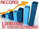 1 milione di visualizzazioni del canale video HobbyMedia!!