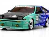 Drifting RC: Kyosho Mini-Z Formula Drift in Scala 1:28
