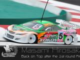 IFMAR World Championships 1:10 - Masami Hirosaka
