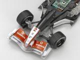 Kyosho MiniZ F1 - Lewis Hamilton Vodafone Special Edition