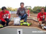 Kenji Osaka vince il campionato nazionale JMRCA Buggy 1/8