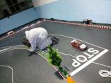 Pista da drifting indoor a Genova - Zena RC Drift Team
