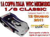 Coppa 1/8 Rigida WRC Mikimodel - Racing Mini Car Prato