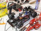 Kyosho F-GPX 2011 video: Secondo round sulla pista R246