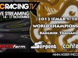 Diretta Live 2012 IFMAR 1/10 IC Worlds Championships
