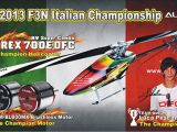 Video del Campionato Italiano Elicotteri RC FAI F3N 2013