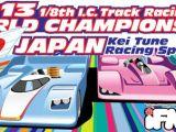 Mondiali 2013 Automodelli 1/8 pista - Warm Up in Giappone