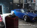 Diorama officina per modelli da drifting 1:10 - rcdrift.it