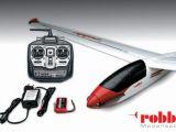 Robbe ASW 15 2,4GHz: Motoaliante radiocomandato RFT