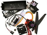 Novak HV Pro 6.5 combo - Kit conversione brushless per Buggy