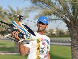 Tareq Alsaadi al 3D Masters 2011 video elicotteri acrobatici