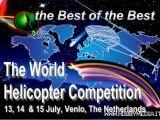 3D Masters 2012: Competizione elicotteri per volo acrobatico