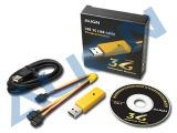 Align 3G Flyberless - Programmatore USB e software per Windows XP , Vista e 7