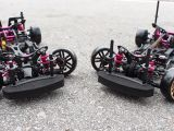 3Racing Sakura D4 Drift AWD e RWD in scala 1/10