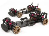 3Racing Sakura D4 RWD: Telaio 1:10 Drift Kit