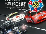 Campionato Endurance a squadre Slot Cars NSR GT3