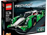 Lego Technic 42039 SUV Racer - Modello B alternativo