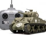 Tamiya M4A3 Sherman - Carro armato radiocomandato