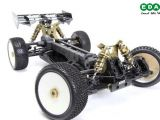 EDAM RC: Buggy 1/8 elettrica con trasmissione a cinghia 