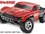 Traxxas Slash RTR: Chad Hord Replica - Short Course Truck