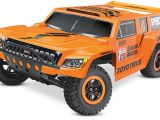 Traxxas Slash Hummer: Robby Gordon Dakar Edition