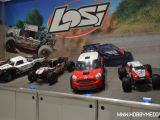 Team Losi 5IVE MINI WRC Rally 1/5 - Toy Fair 2014
