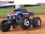 Traxxas Stampede 4x4 Brushed XL-5 Monster Truck 1/10