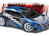 TRAXXAS Rally VXL RTR Brushless in scala 1/16