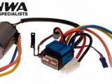 Sanwa: Motore brushless BLM-17.5 e regolatore HV-01 per automodellismo - SCORPIO