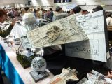 Modellini di Star Wars: Modellismo statico giapponese - Death Star, Millenium Falcom, Star Destroyer
