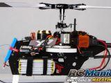 Gaui X7: Elicottero elettrico classe 90 per volo acrobatico 3D