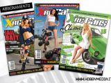 Abbonamento alla rivista di modellismo Xtreme RC Cars Italia