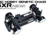 Exotek GXR - Telaio in carbonio per ABC Hobby Genetic