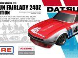 ABC HOBBY: Datsun Fairlady 240Z BRE Edition