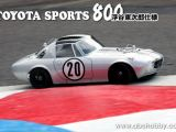 ABC Hobby Goose TOYOTA Sports 800 Tohjiro Ukita